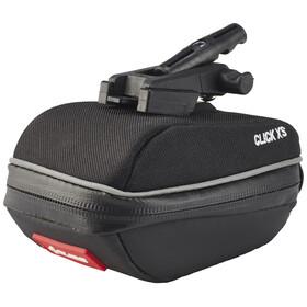 Cube Click - Bolsa bicicleta - XS negro